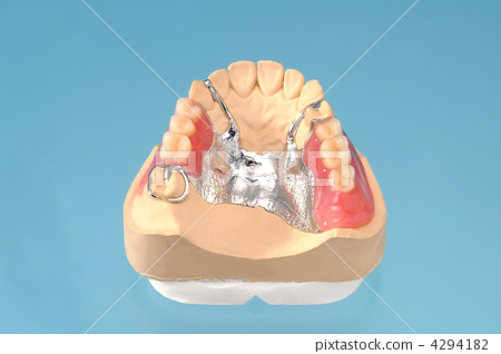 tooth sample, tooth-mark, dental mold - Stock Photo [4294182] - PIXTA