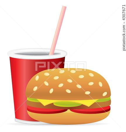 Fast Food 4307671