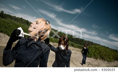 woman, female, caucasian 4309035