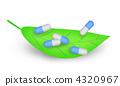 カプセル薬 4320967