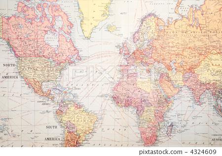 world map, worldmap, continent 4324609