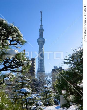 Tokyo Sky Tree 4358210