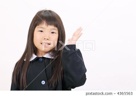 초등학생 여자 4365563