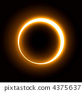 partial eclipse, annular eclipse, annular solar eclipse 4375637