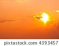 세토 나이 카이의 석양 4393457
