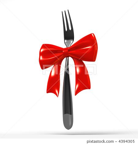 cutlery, tableware, fork 4394305