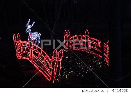Illumination of the Aso Farmland star 4414938