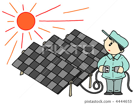 Solar power 4444653