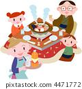 鍋裡煮好的食物 用鍋烹飪 吃 4471772