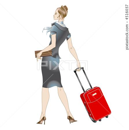 stewardess 4516037