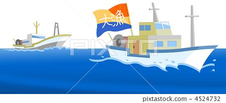 Fishing boat 4524732