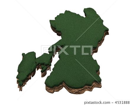 Map Kumamoto 4531888