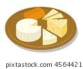 什錦 拼盤 奶酪 4564421