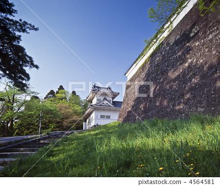 Spring Sendai Castle · Namamo 4564581