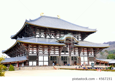Todaiji Temple of Great Bodens 4567231