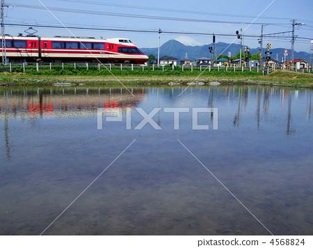 romancecar hise, train, trains 4568824