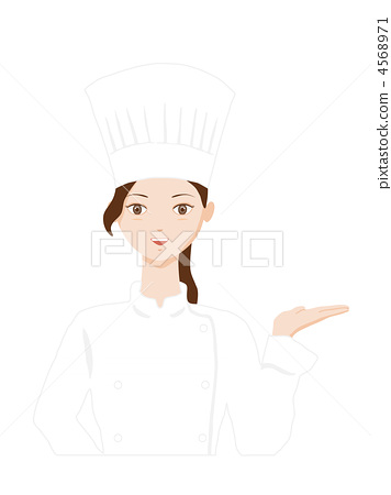 cook, anime style, patissier 4568971