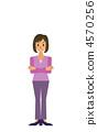 หญิง 2 ความโกรธ 4570256