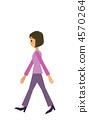 ผู้หญิงเดิน 2 4570264