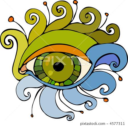 Eye Isolated 4577311