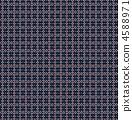 Chiyogami pongee handle 4588971