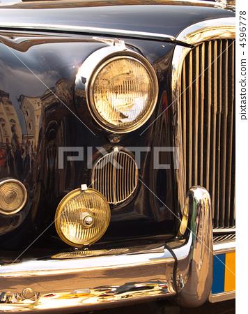 vintage german car grill 4596778