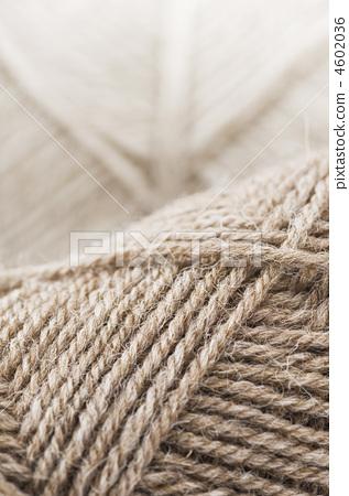 Close-up of wool ball 4602036