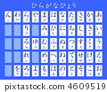 平假名·片假名表 4609519