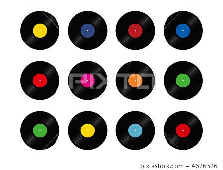 12 record record boards 4626526