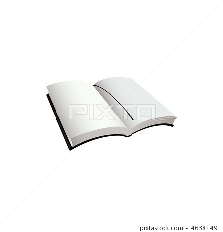 黑色日記插圖 4638149