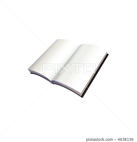 黑色日記插圖 4638156