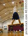 농구, 신발, 체육관 4638650