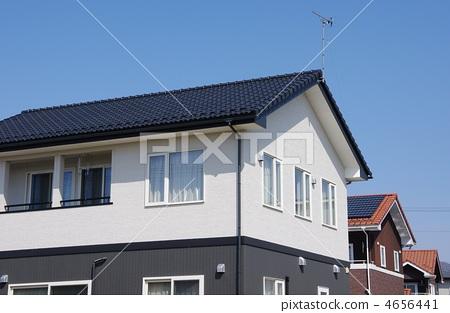 促进住宅小区销售住宅区现代风格住宅区 4656441