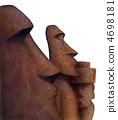 รูปปั้นโมอาย 4698181
