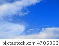 푸른 하늘 복사 공간 4705303