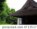 Former Ogawa family housing entrance building Kodaira Furusato village 4713517