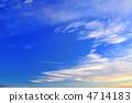 푸른 하늘 복사 공간 4714183