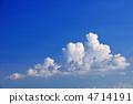 푸른 하늘 복사 공간 4714191