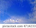 푸른 하늘 복사 공간 4714233