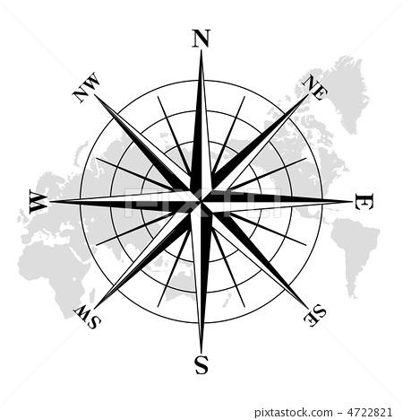方向磁針 矢量 羅盤 4722821