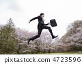 跳躍的商人 4723596