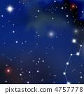 銀河的 寶來 北極星 4757778