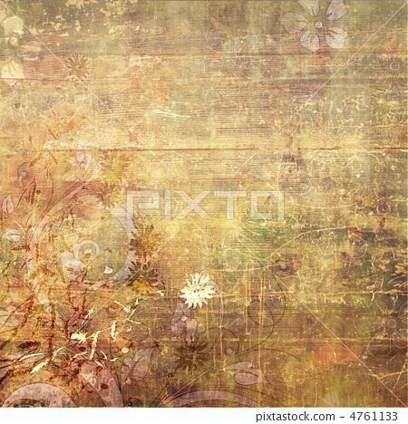 art floral grunge background 4761133
