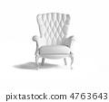 blank  armchair 4763643