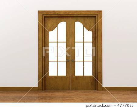 Closed door 4777023