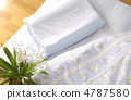 Deodorant pillow and bedding 4787580