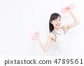 健身 健康 適當 4789561