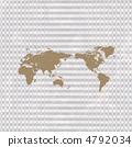 แผนที่โลก 4792034