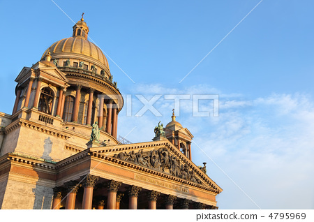 St. Petersburg, Isaac's Cathedral 4795969