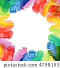 水彩框架 4798193